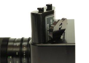 Chronos camera