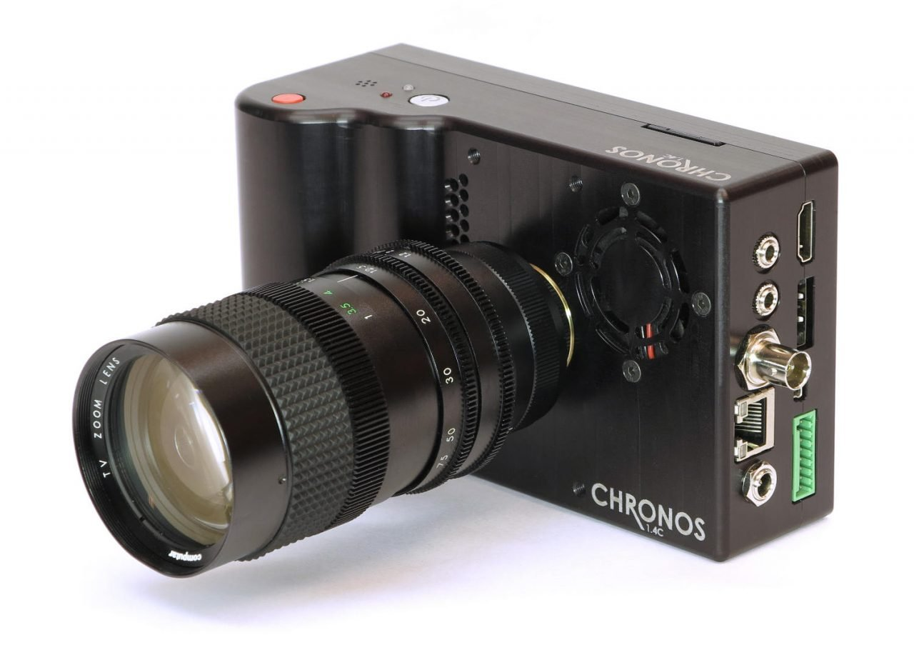 chronos with lense