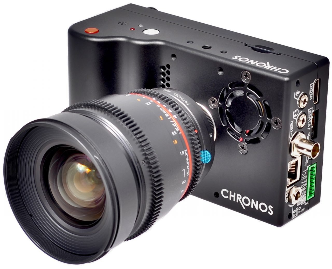 Chronos 2.1 HD Camera