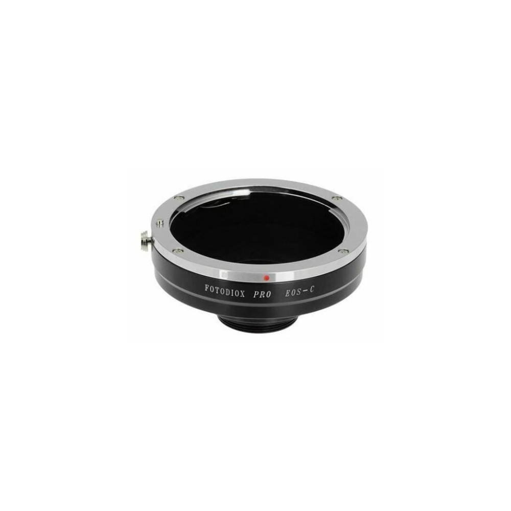 FotodioX Canon EF/EF-S lens adapter to C mount