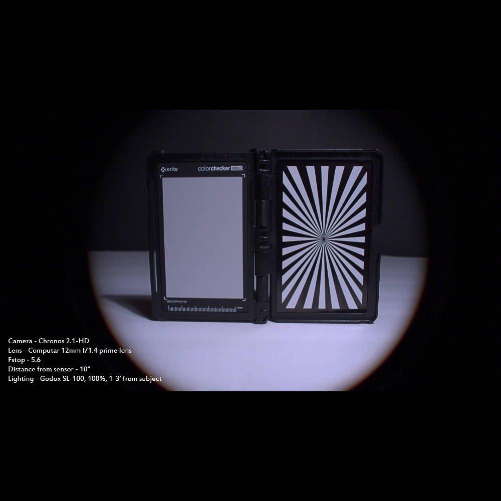 Computar 12mm f/1.4 prime lens