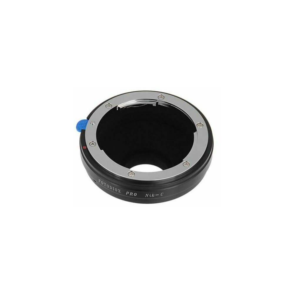 FotodioX Nikon F Lens Adapter to C-Mount