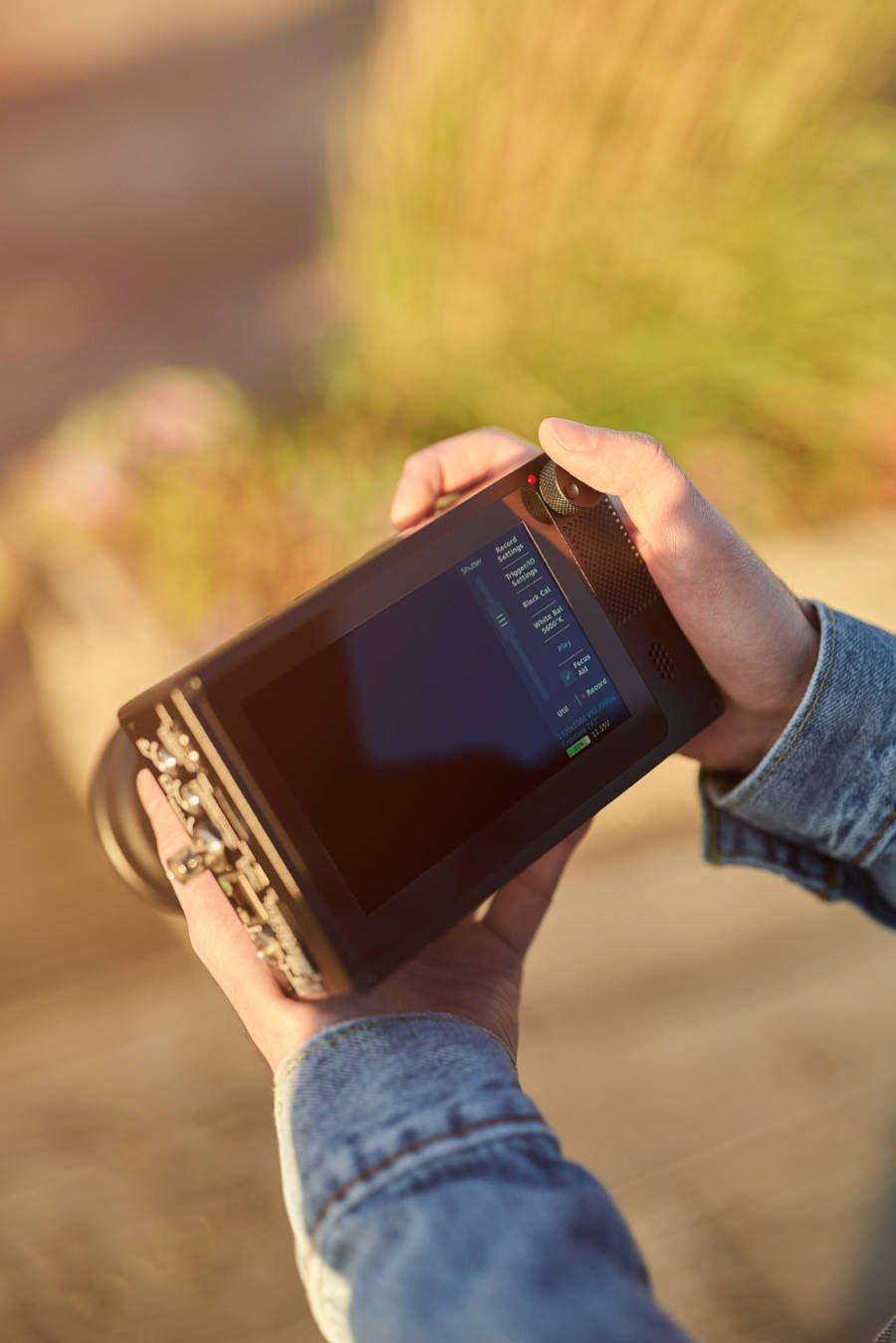 Kron high speed camera